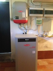 Impianto trifase 6kWp con accumulo 7,5kWh Fronius Solar Battery