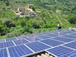 Impianto 10kWp provincia di Rieti